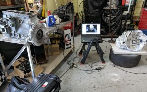 3D Scanning for a bell housing apator plate using 3DSL's 3D scanning service