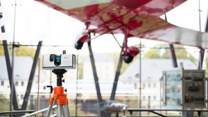 Aircraft Terrestrial LIDAR 3D Scanning with the Artec Ray