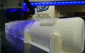3DP Workbench 3D Printing an automotive dash trim