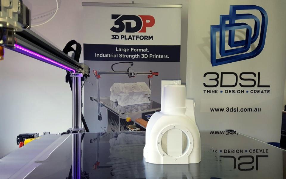 3D Printing Service | Large Format 3D Printing | Strong 3D Prints – 3DSL