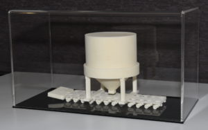 3D Printed Silo